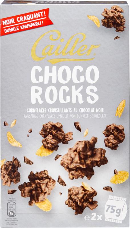 Cailler Choco Rocks, Dark, 150 g