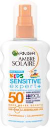 Ambre Solaire Kids Sensitive expert Spray LSF 50 , 200 ml