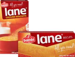Bambi Lane Biscuits und biscuits gemahlen, 600 g