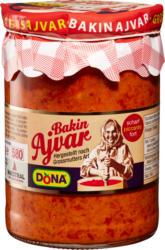 Bakin Ajvar fatto in casa piccante Dona, 530 g