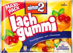 Nimm 2 Lachgummi Frucht, 376 g