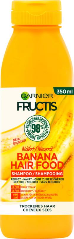 Garnier Fructis Hair Food Banana shampoo , 350 ml