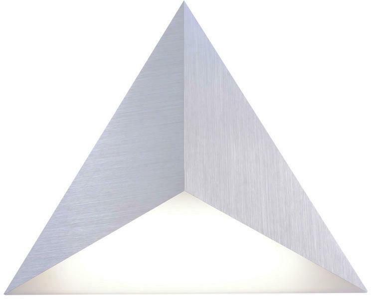 Led-Wandleuchte 35/30/4 cm