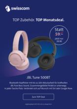 Swisscom Monatsdeals