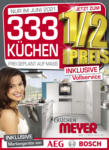 Küchen Meyer GmbH 333 Küchen zum halben Preis - bis 26.06.2021