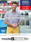 Mode W Karl Wessels GmbH & Co. KG Hosen & Hemden Wochen - bis 03.06.2021