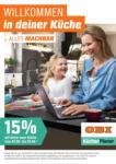 OBI OBI: Willkommen in deiner Küche - bis 26.06.2021