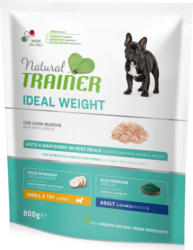 Trainer Nourriture pour chien Ideal Weight Small & Toy White Meat 800g