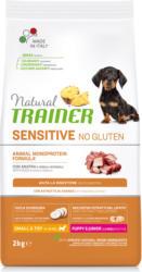 Trainer Nourriture pour chien Sensitive No Gluten Small & Toy Junior Canard 2kg