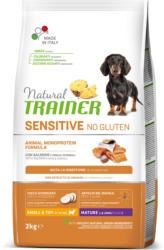 Trainer Nourriture pour chien Sensitive No Gluten Small & Toy Maturity Saumon 2kg