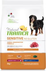 Trainer Hundefutter Sensitive No Gluten Medium & Maxi Adult Lamm 3kg