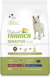 Trainer Nourriture pour chien Sensitive Plus Medium & Maxi Adult Cheval 3kg