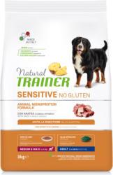 Trainer Nourriture pour chien Sensitive No Gluten Medium & Maxi Adult Canard 3kg
