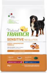 Trainer Nourriture pour chien Sensitive No Gluten Medium & Maxi Adult Saumon 3kg