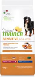 Trainer Hundefutter Sensitive No Gluten Medium & Maxi Adult Lachs 12kg