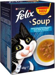 Felix Soup Geschmacksvielfalt aus dem Wasser 8x6x48g