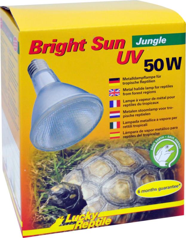 Lucky Reptile Bright Sun UV Jungle 50W