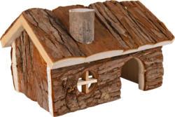 Hendrik XL Hamsterhaus aus Naturholz 20x13x13cm