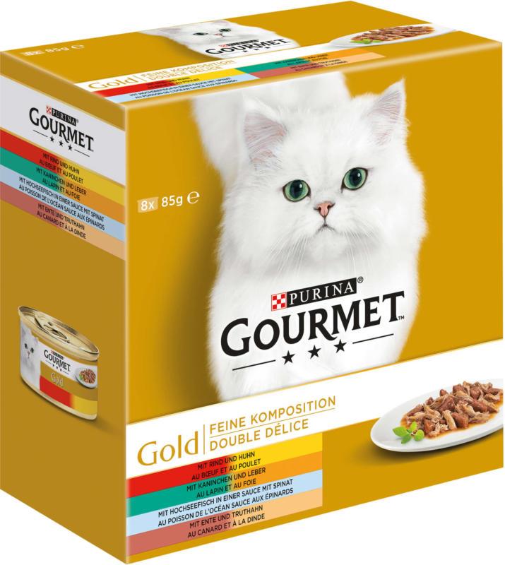 Gourmet Gold Feine Komposition 8x85g