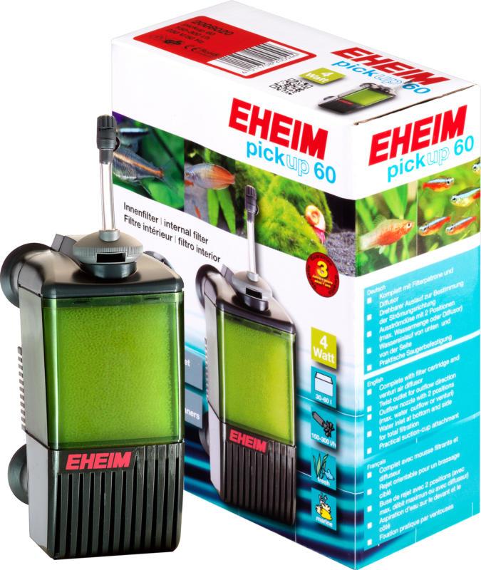 EHEIM Innenfilter pickup 60 für Aquarien bis ca. 30-60l