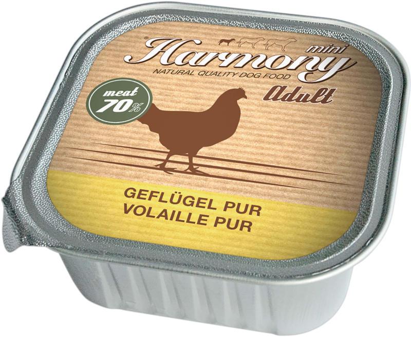 Harmony Dog volaille pur 150g