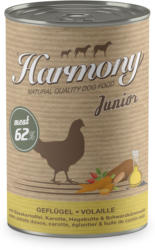 Harmony Dog Junior Geflügel & Süsskartoffel 400g