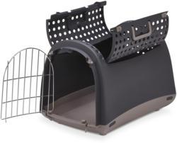Linus Cabrio Transportbox anthrazit