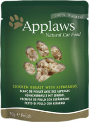 Applaws Pouch Chicken Breast & Asparagus 70g