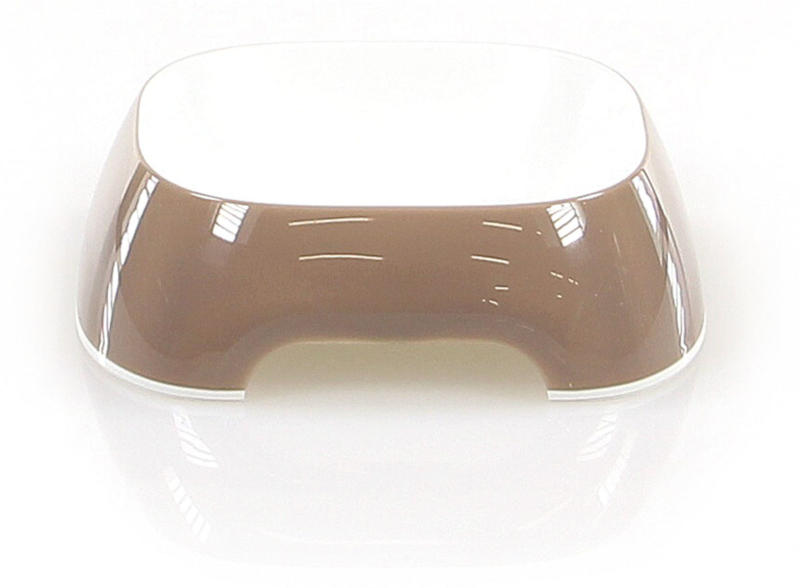 Ferplast Gamelle Sedona large beige/grise 1,2l