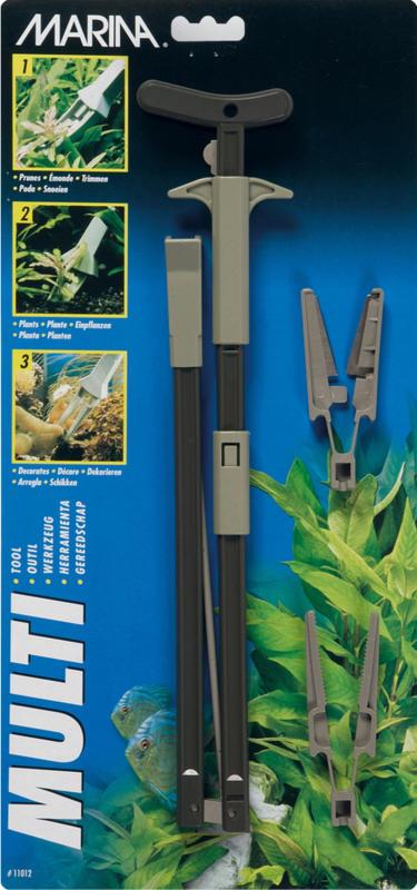 Hagen Pflanzenzange Muli-Tool 70cm