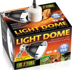Exo Terra Light Dome-UV Lampe 14cm