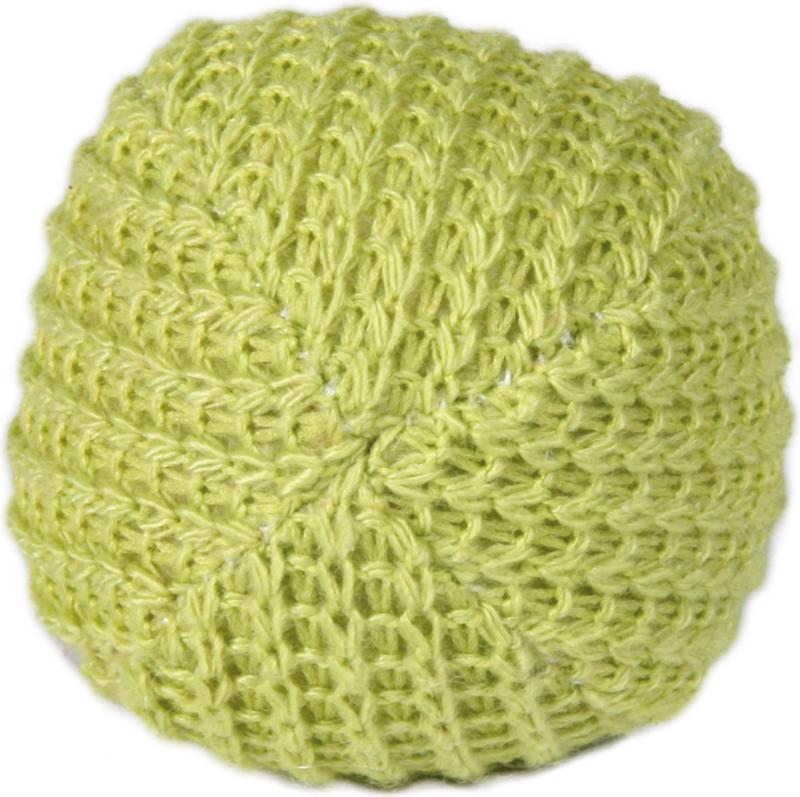 Trixie Balles tricotées D=4.5cm 2pièces