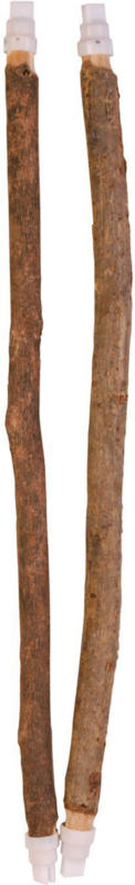 Natural Living Holzsitzstange natur L 35cm