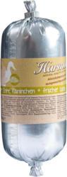 Harmony Cat Natural Fleischwurst Ente & Kaninchen 200g