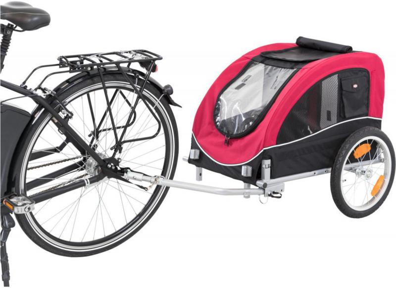 Remorque à vélo M 63x68x75cm