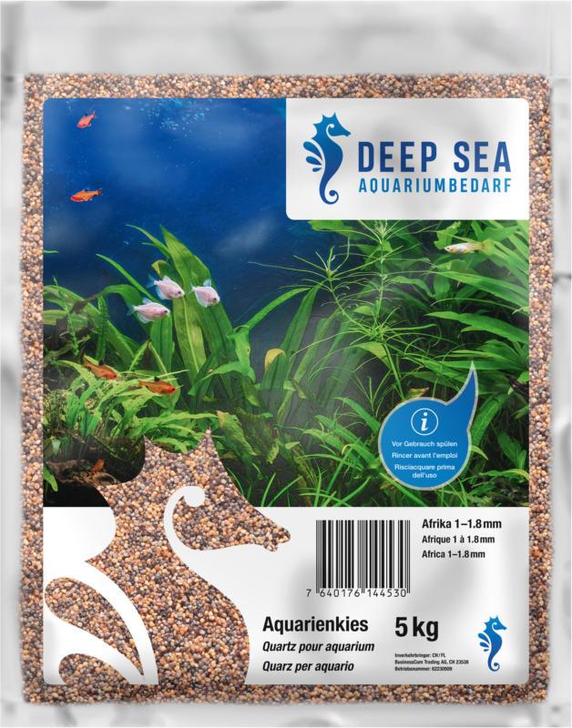 Deep Sea Aquariumkies Afrika 5kg