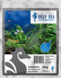 Deep Sea Aquarium Zierkies schwarz 10kg