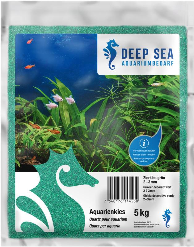 Deep Sea Aquarium Zierkies grün 5kg
