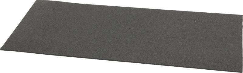 Hobby Unterlage für Aquarien 60x30cm schwarz