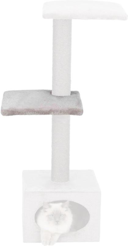 Pièce de rechange surface de couchage milieu 36x2x36cm gris