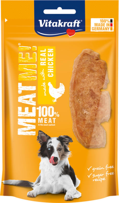 Vitakraft Hundeleckerli Meat Me Chicken 60g