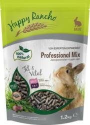 Happy Rancho Professional Mix Nourriture pour lapin nain 1.2kg