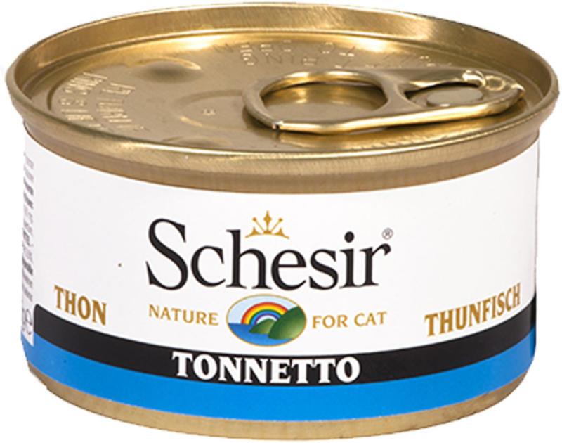 Schesir Thunfisch in Gelee 24x85g