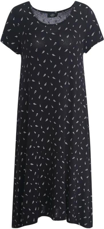 Damen Kleid mit Allover-Musterung (Nur online)