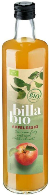 BILLA Bio Apfelessig Naturtrüb