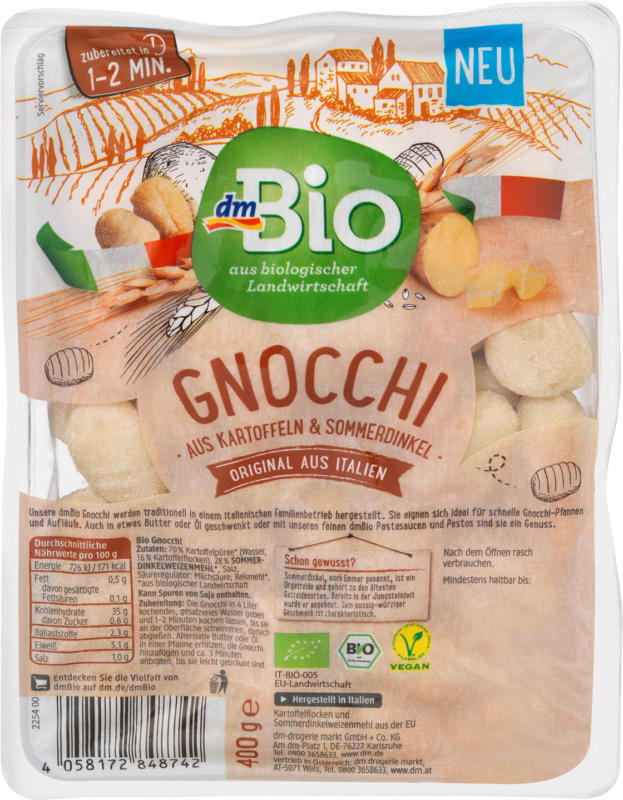 dmBio Gnocchi