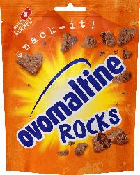 Ovomaltine Rocks, Stücke mit Schokolade