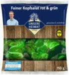 EDEKA Meyer`s Unsere Heimat - echt & gut Feiner Kopfsalat rot & grün - bis 17.07.2021