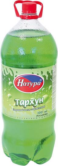 Erfrischungsgetränk mit Kohlensäure und Süßungsmitteln (Waldmeistergeschmack)
