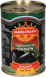 Oliven mit Stein